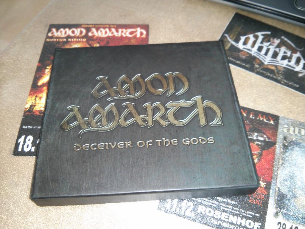 Deceiver of the Gods - Digipak